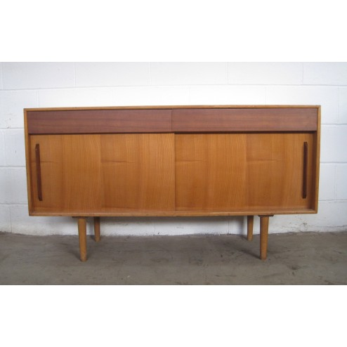 "Robin Day ""Hilleplan"" Unit B Cabinet for Hille c1952"