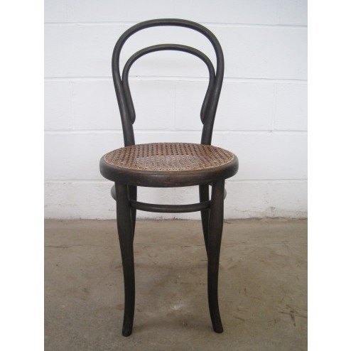 "Thonet Model 14 ""Viennese / Coffee House"" Chair by Gebruder & Michael Thonet c1870 - Austria"