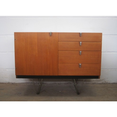 Stag S202 Sideboard Cabinet by John & Sylvia Reid for Stag Furniture c1962 - England