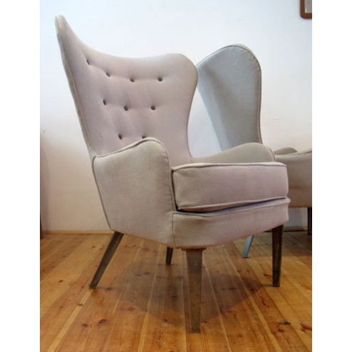 "Ernest Race ""DA1"" Arm chair for Race Furniture"