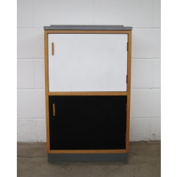 """Kandya """"Trimma"""" Cupboard Unit by Frank Guille c1956 - England."""