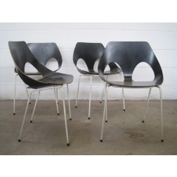 "Kandya ""C3 Jason"" chairs by Carl Jacobs & Frank Guille c1953  - England."