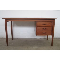 Arne Vodder teak writing desk for Sigh & Son - Denmark c1960s