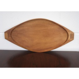 "Arthur Umanoff ""Taverneau"" collection large serving tray c1960s - USA"