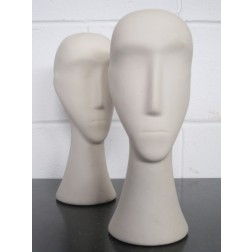 Decorative Head Bust Sculptures c1980s - England
