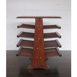 Edward Wormley style Magazine Tree / Side Table c1950s - USA