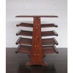 Edward Wormley style Magazine Tree / Side Table c1950s - USA
