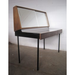Stag mirror backed vanity dressing console for Stag Furniture c1967 - England