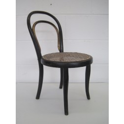 "Thonet Model 14 ""Viennese / Coffee House"" Childs Chair by Gebruder & Michael Thonet c1890 - Austria"