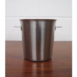 Robert Welch for Old Hall stainless steel ice bucket c1960s - England