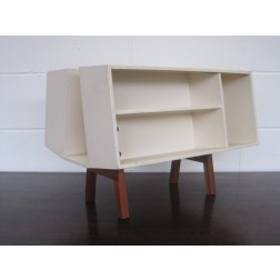 "Ernest Race ""Donkey"" Mark II Bookcase for Isokon - England c1963"