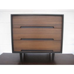 "Stag ""C"" Range 3 Drawer Chest by John & Sylvia Reid for Stag Furniture Company - England c1958"