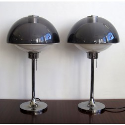 Desk / table lamps for Lumitron Ltd by Robert Welch c1967 - England