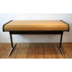 "George Nelson Action Office ""Roll top"" desk for Herman Miller - USA c1977"