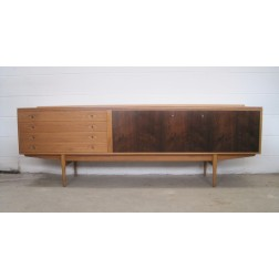 "Robert Heritage ""Hamilton"" Sideboard for Archie Shine c1959 - England"