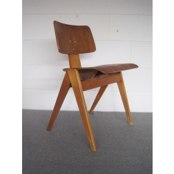 """Robin Day  """"Hillestak"""" chairs for Hille c1958 - England"""