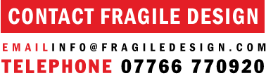 Email Fragile Design